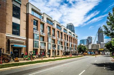 Condo/Townhouse Under Contract-Show: 710 W Trade Street #317