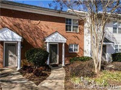 Matthews Condo/Townhouse Under Contract-Show: 4291 Melrose Club Drive