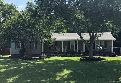 Clover Single Family Home For Sale: 1034 Hay Row