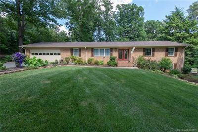 Charlotte Single Family Home For Sale: 4200 Brookwood Road