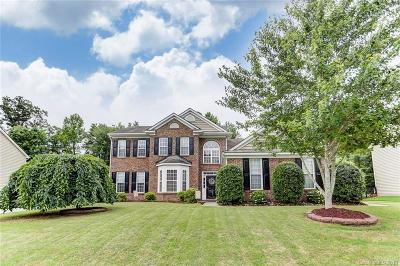 Waxhaw Single Family Home For Sale: 6611 Walton Hall Court