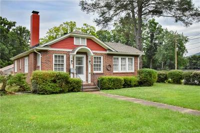Black Mountain Single Family Home Under Contract-Show: 200 Montreat Road