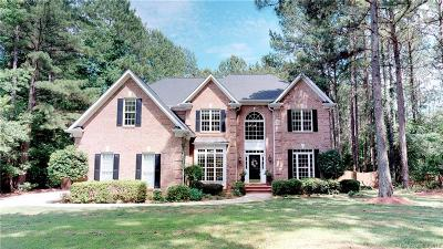 Single Family Home For Sale: 3567 Weddington Oaks Drive