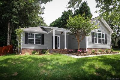 Huntersville Single Family Home Under Contract-Show: 8107 Maxwelton Drive