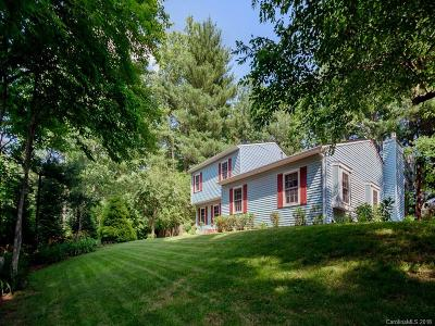 Fletcher Single Family Home Under Contract-Show: 1 Timberleaf Drive