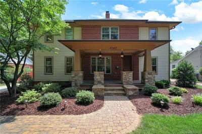 Charlotte Single Family Home For Sale: 3737 Park Road