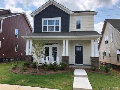 Davidson Single Family Home For Sale: 10919 Zac Hill Road #148