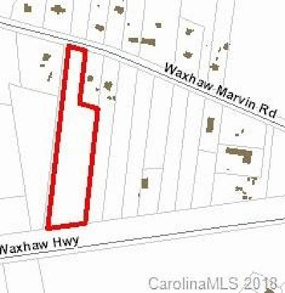 Waxhaw Residential Lots & Land For Sale: 5317 Waxhaw Marvin Road #8-10