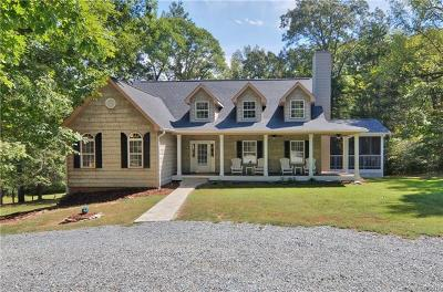 Waxhaw Single Family Home For Sale: 2501 Huntley Drive