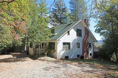Brevard Single Family Home For Sale: 1259 Asheville Highway