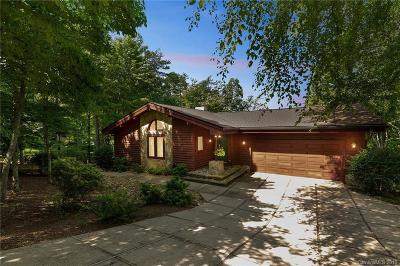 Lake Lure Single Family Home For Sale: 114 McIntosh Circle
