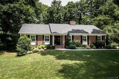 Charlotte Single Family Home For Sale: 527 Ashworth Road