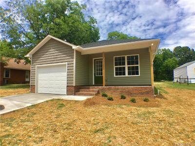 Kannapolis Single Family Home For Sale: 832 Murphy Street