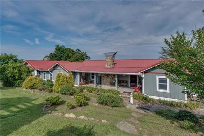 Hendersonville Single Family Home For Sale: 5005 Sugarloaf Mountain Road