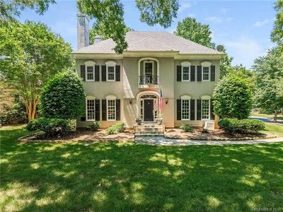Charlotte Single Family Home For Sale: 5700 Colony Road