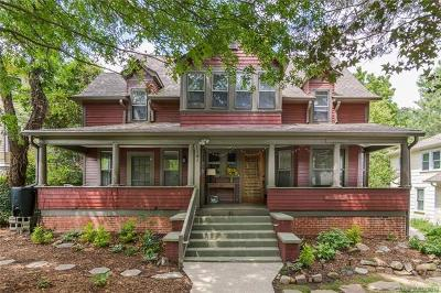 Asheville Single Family Home For Sale: 41 Panola Street
