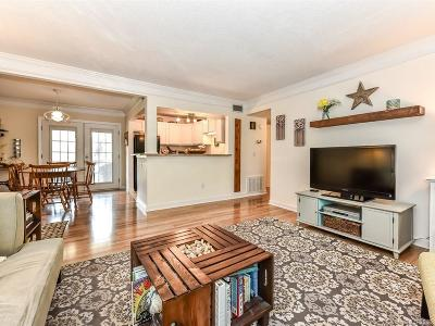 Condo/Townhouse Under Contract-Show: 2630 Park Road #C
