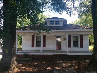 Lincolnton Single Family Home For Sale: 106 Benfield Street