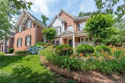 Charlotte NC Single Family Home Under Contract-Show: $559,900