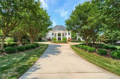 Single Family Home For Sale: 14211 Ballantyne Country Club Drive