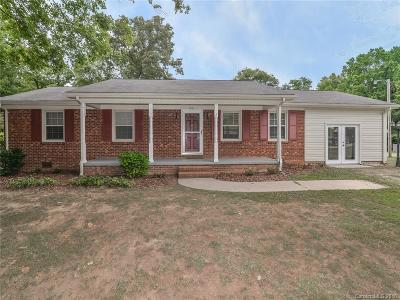 Concord NC Single Family Home For Sale: $179,900