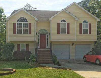 Single Family Home For Sale: 163 Sethwood Drive