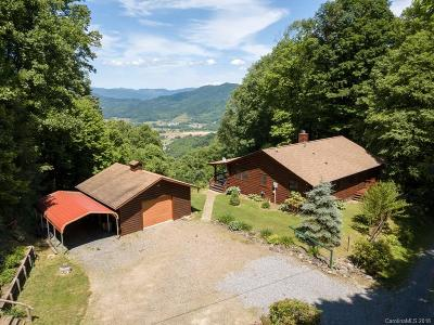 Waynesville Single Family Home Under Contract-Show: 300 Michael Drive