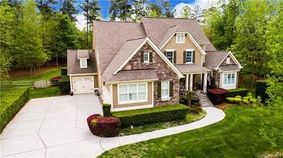 Mooresville Single Family Home For Sale: 156 E Cold Hollow Farms Drive