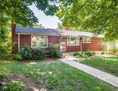 Asheville Single Family Home Under Contract-Show: 2 (Lot A) 99999 (Lot AB) Rodgers Place