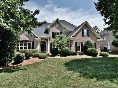 Charlotte Single Family Home For Sale: 8734 Oakthorpe Drive