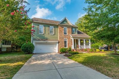 Tega Cay Single Family Home For Sale: 1209 Whitetail Drive