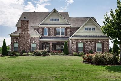 Waxhaw Single Family Home Under Contract-Show: 1405 Laurel Hill Drive