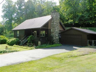 Weaverville Single Family Home For Sale: 270 Barnardsville Highway