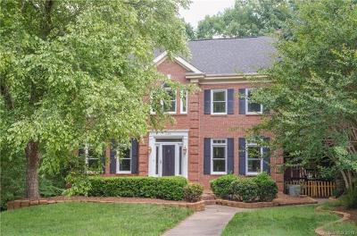 Matthews Single Family Home For Sale: 630 Laurel Fork Drive