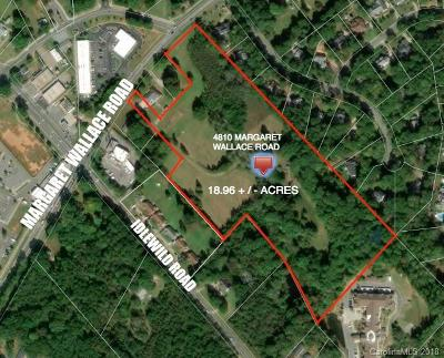 Matthews Residential Lots & Land For Sale: 4810 Margaret Wallace Road