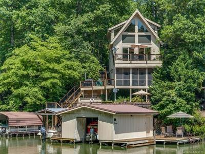 Lake Lure Single Family Home For Sale: 130 Edwards Point