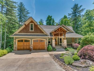 Hendersonville Single Family Home For Sale: 100 Prickly Briar Road