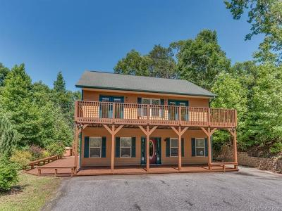 Lake Lure NC Single Family Home For Sale: $300,000