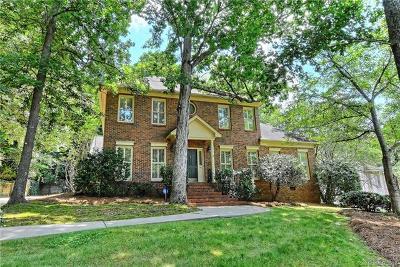 Charlotte Single Family Home For Sale: 3708 Monique Lane