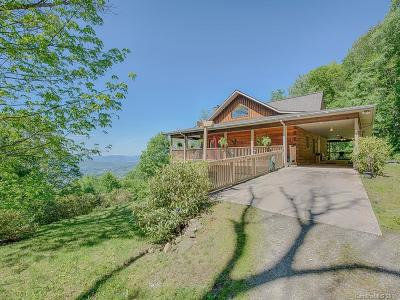Waynesville Single Family Home For Sale: 25 Fowler Trace