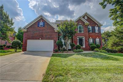 Charlotte Single Family Home For Sale: 5815 Hartfield Downs Drive