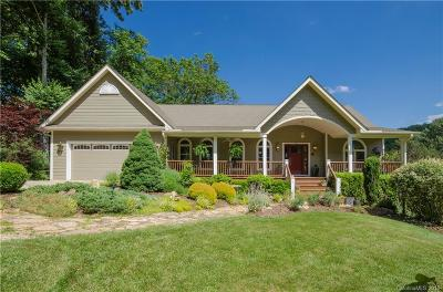 Waynesville Single Family Home For Sale: 966 Coyote Hollow Road