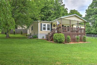Candler Single Family Home Under Contract-Show: 424 Reeves Cove Road