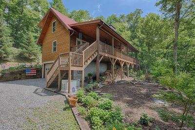 Waynesville Single Family Home For Sale: 146 Summit Ridge Drive