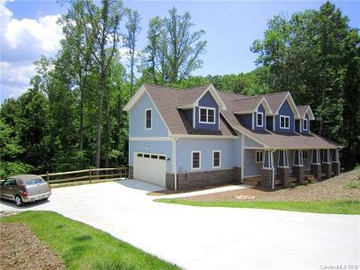 Asheville Single Family Home For Sale: 36 Timber Moss Drive