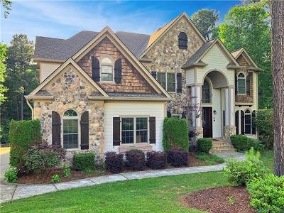 Mooresville Single Family Home For Sale: 142 Blue Ridge Trail