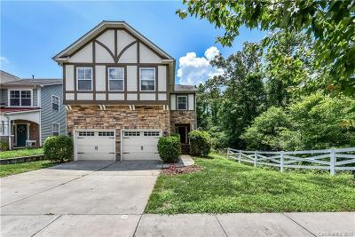 Charlotte NC Single Family Home Under Contract-Show: $240,000