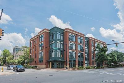 Charlotte Condo/Townhouse For Sale: 626 N Graham Street #313