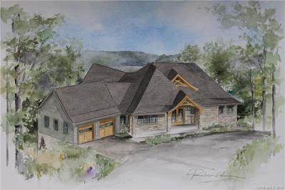 Asheville Single Family Home For Sale: 10 Stoneway Lane