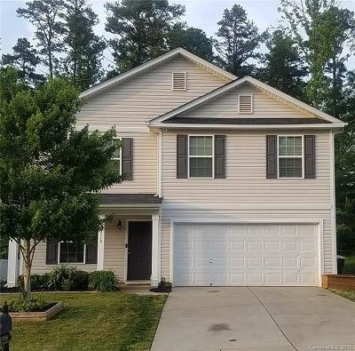 Charlotte Single Family Home For Sale: 11518 Tribal Drive